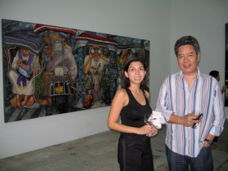 "Yael Buencamino, Gerry Tan, and Mark Justiniani's ""Roundtrip Overload"""