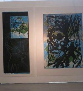 Schnabel prints at Manila Contemporary
